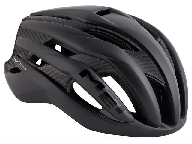 MET Trenta 3K Carbon Cykelhjelm sort